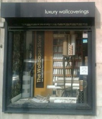 The Wallpaper Store en Madrid, la tienda especialista en papel pintado