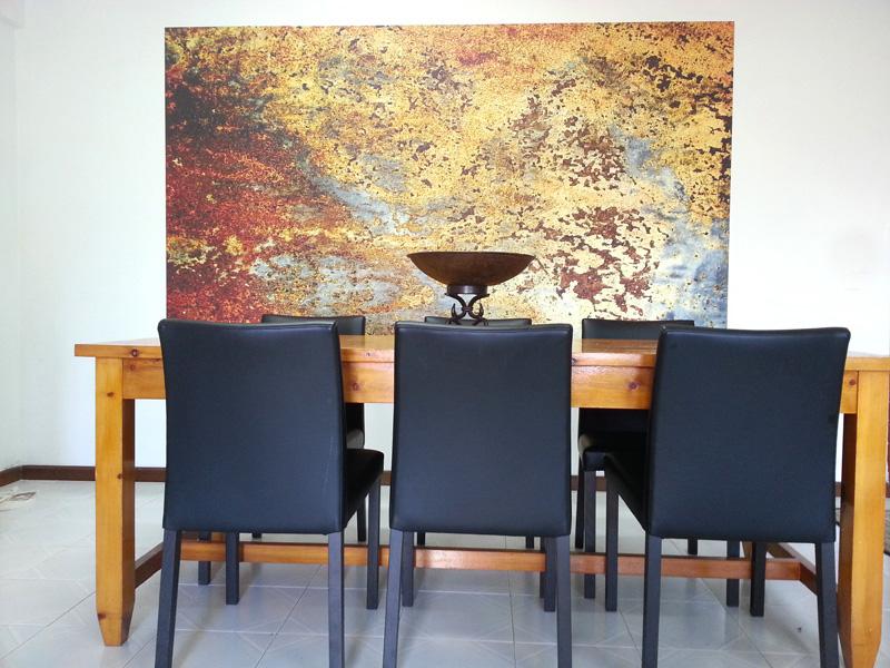 Equilibrio the wallpaper store blog decoraci n y for Comedor papel pintado