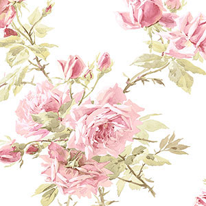 Shabby chic the wallpaper store blog decoraci n y for Papeles pintados paisajes