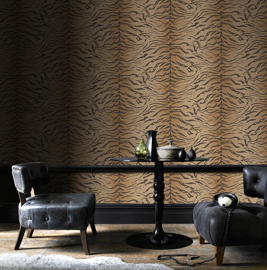 The wallpaper store blog decoraci n y tendencias con for Papel pintado cebra