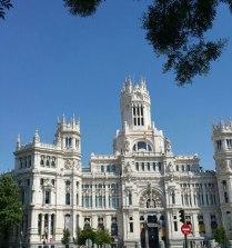 Edificio Ayuntamiento de Madrid